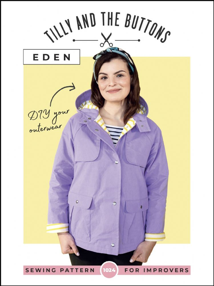 Tilly and the Buttons EDEN sewing pattern